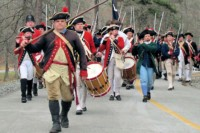 Battle of Guilford Courthouse Reenactment