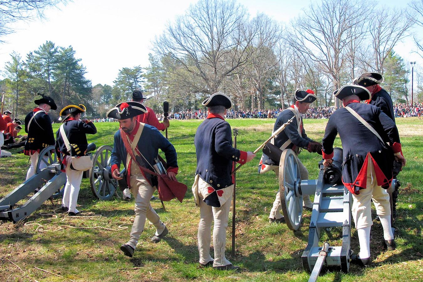 2019 Battle of Guilford Courthouse Reenactment | 237th