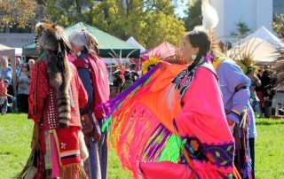 Berkeley Indigenous Peoples Day Pow Wow - ML King Civic Center Park - Indigenous Peoples Day Committee