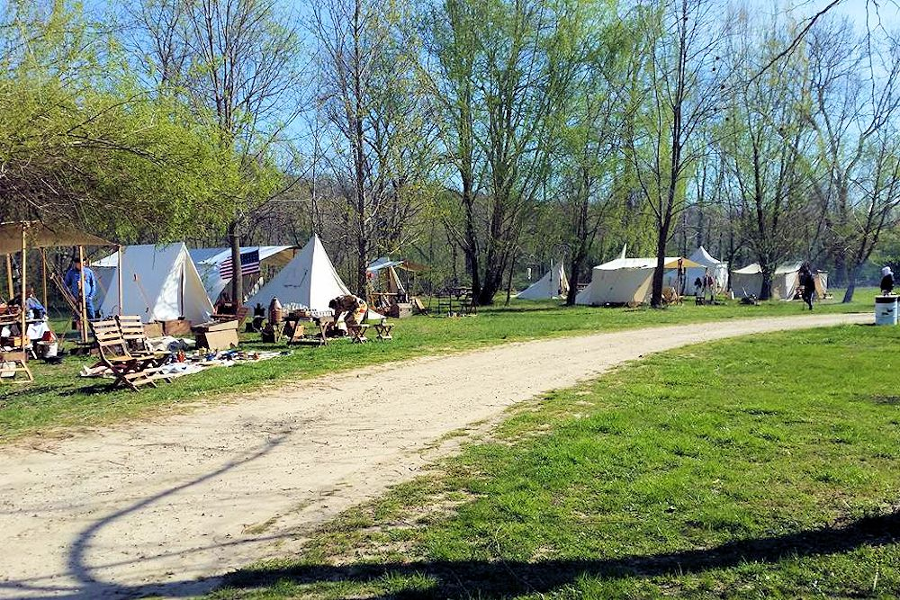 Little Niangua Mountain Man Spring Rendezvous & Festival