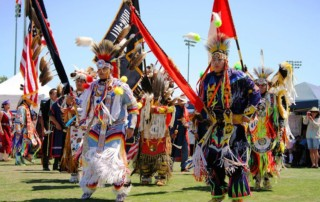 Pow Wow at ASU - ASU Band Practice Field - ASU Pow Wow Committee