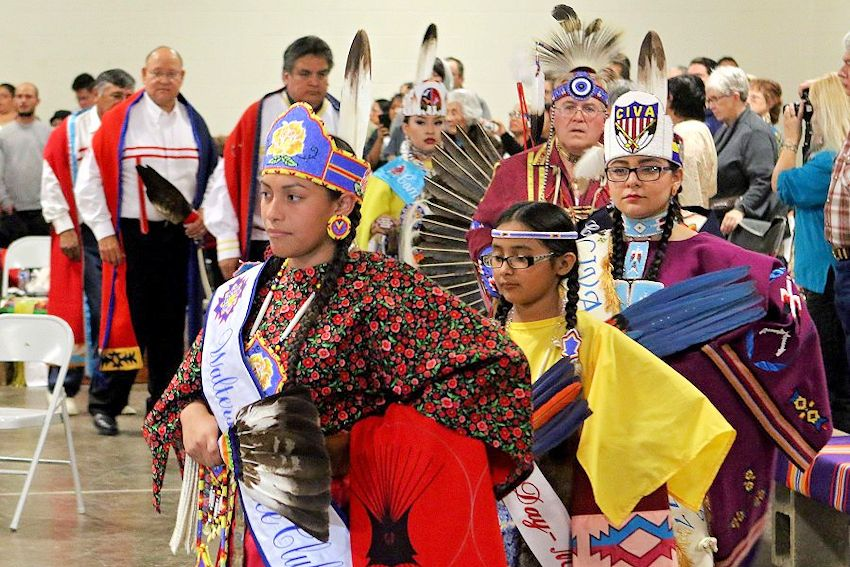 Red River Intertribal Club Benefit Powwow - Texas Army National Guard Armory - Red River Intertribal Club