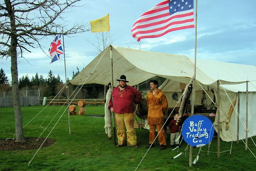 Tioga Mountain Men Winter Rendezvous