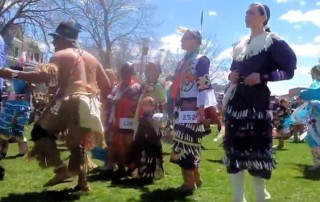 Brown University Spring Thaw Powwow - Pembroke Field - Native American Heritage Series - Native Americans at Brown