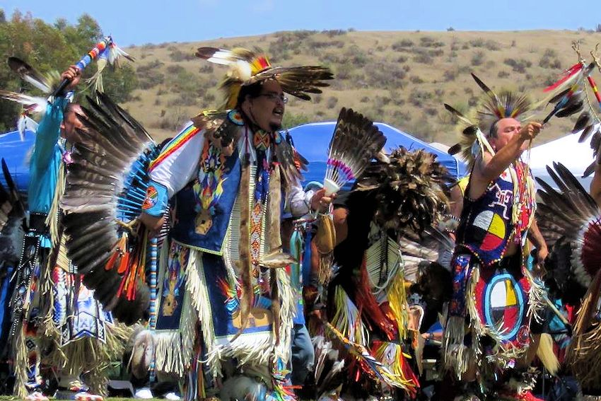 Redbird's Children of Many Colors Intertribal Powwow - Redbird's Vision - Redbirds Vision - Moorpark College