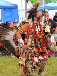 Delta Park Powwow and Encampment