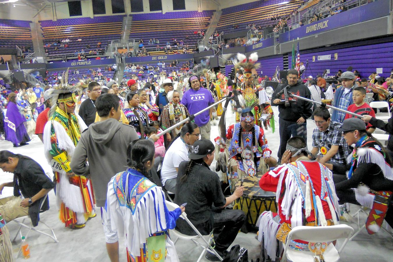 First Nations at UW Spring Powwow
