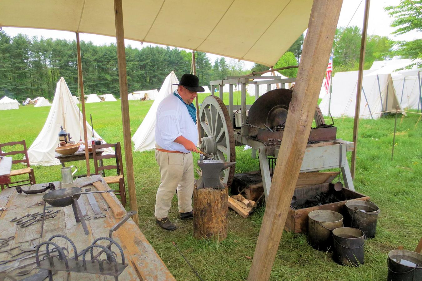 Fort Frederick Market Fair