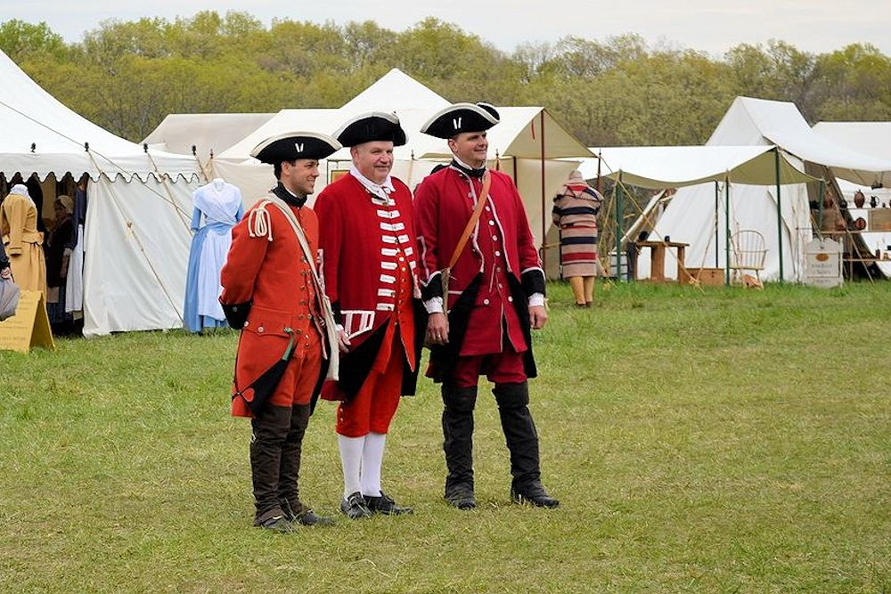 2019 Fort Frederick 18th Century Market Fair | Friends of Fort Frederick
