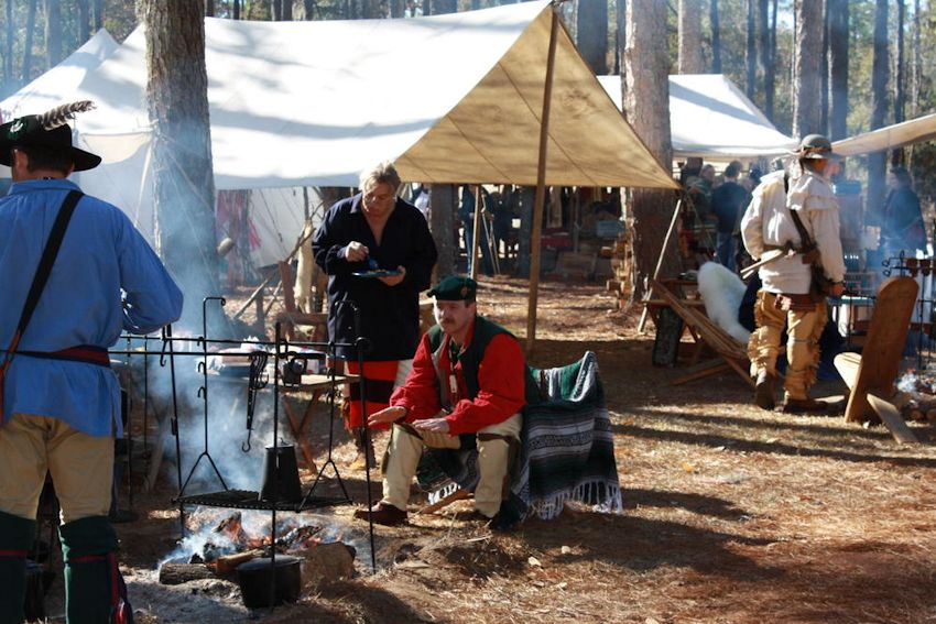 Frontier Festival at Chehaw - Chehaw Park Authority