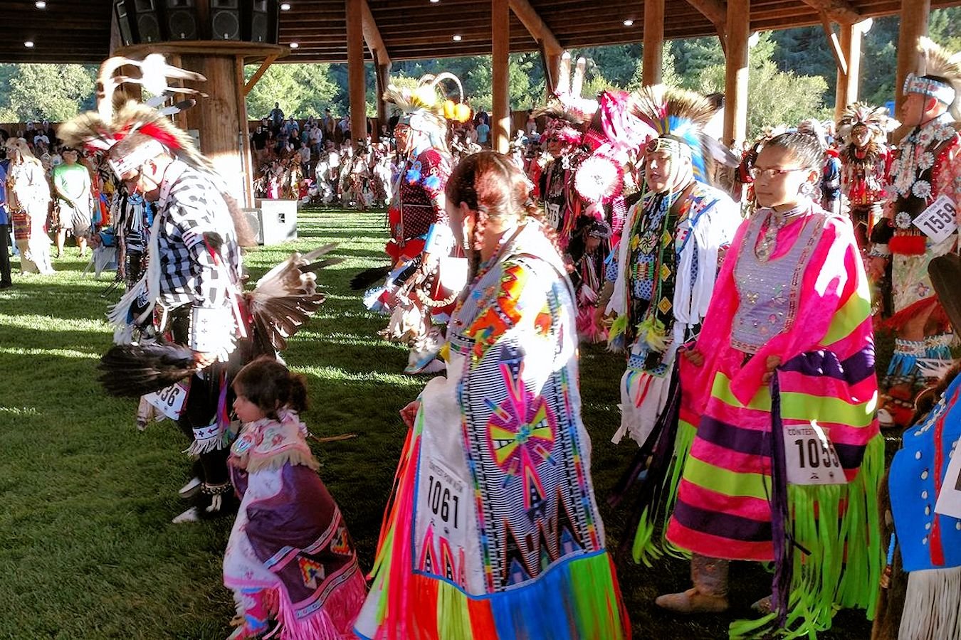 Grand Ronde Contest Powwow