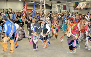 Indian Summer Winter Powwow - Wisconsin State Fair Park Products Pavilion - Indian Summer Festival Inc