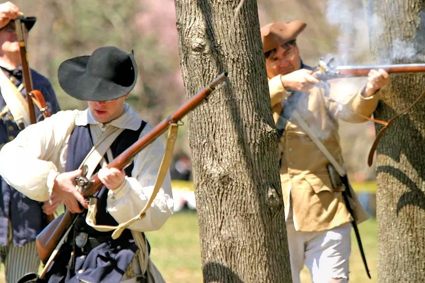 Battle of Bound Brook Living History Weekend - Abraham Staats House - Friends of Abraham Staats House Inc