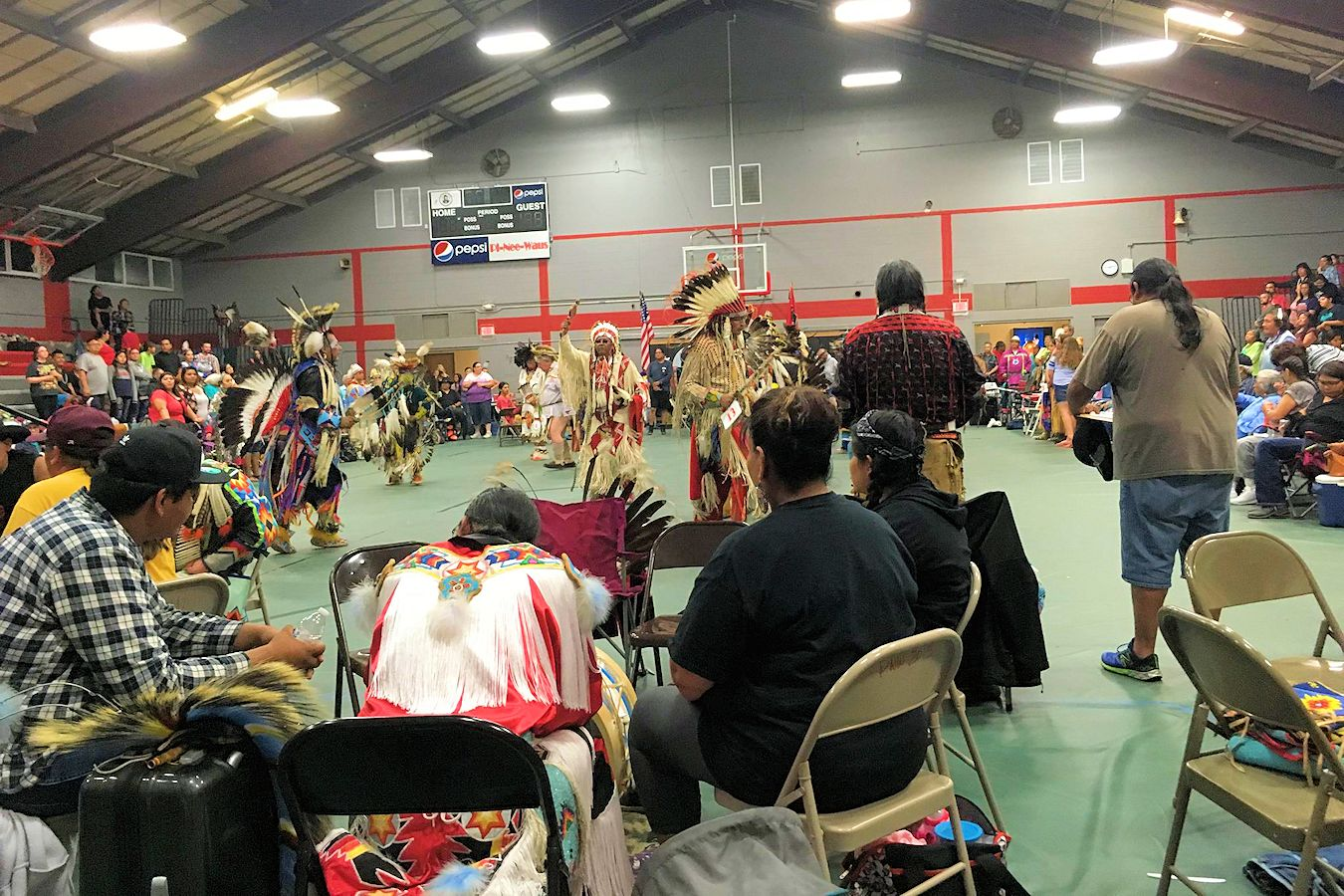 Chief Joseph and Warriors Memorial Powwow