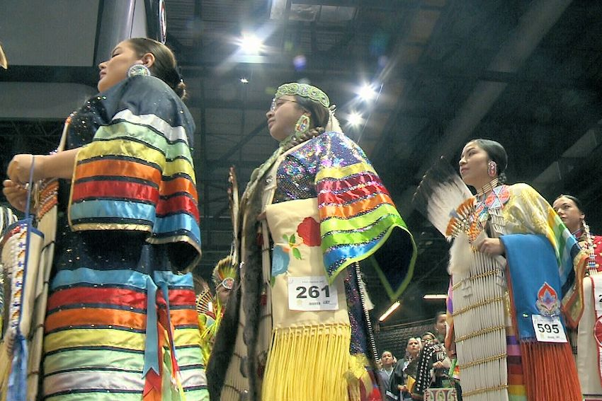 FNUniv Spring Powwow - First Nations University Of Canada Spring Celebration Powwow - First Nations University Of Canada - Brandt Centre Evraz Place