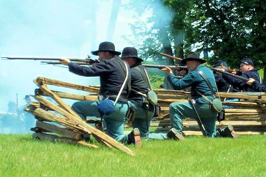 Branch County Civil War Days - Branch County Heritage Park - Branch County Civil War Days Planning Committee