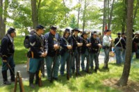 Branch County Civil War Living History