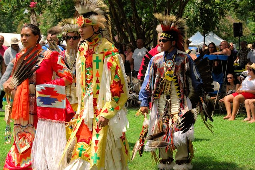 Lumbee Homecoming Festival - AISES Powwow - Lumbee Homecoming Powwow - Lumbee Homecoming Festival Venues - Lumbee Regional Development Association - LRDA
