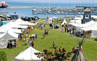 Mackinaw Rendezvous and Trade Fair