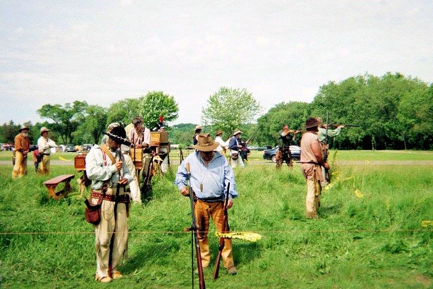 Prairie Villa Rendezvous - Saint Feriole Island - Big River Long Rifles
