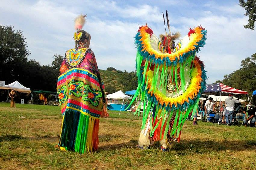 Suscol Intertribal Council Powwow - Yountville Veterans Home Picnic Grounds