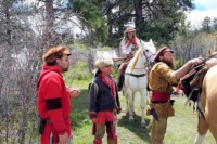 Uncompahgre Free Trappers Happy Canyon Rendezvous