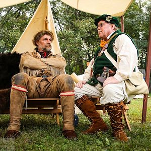 Feast of the Hunters Moon Voyageur Rendezvous
