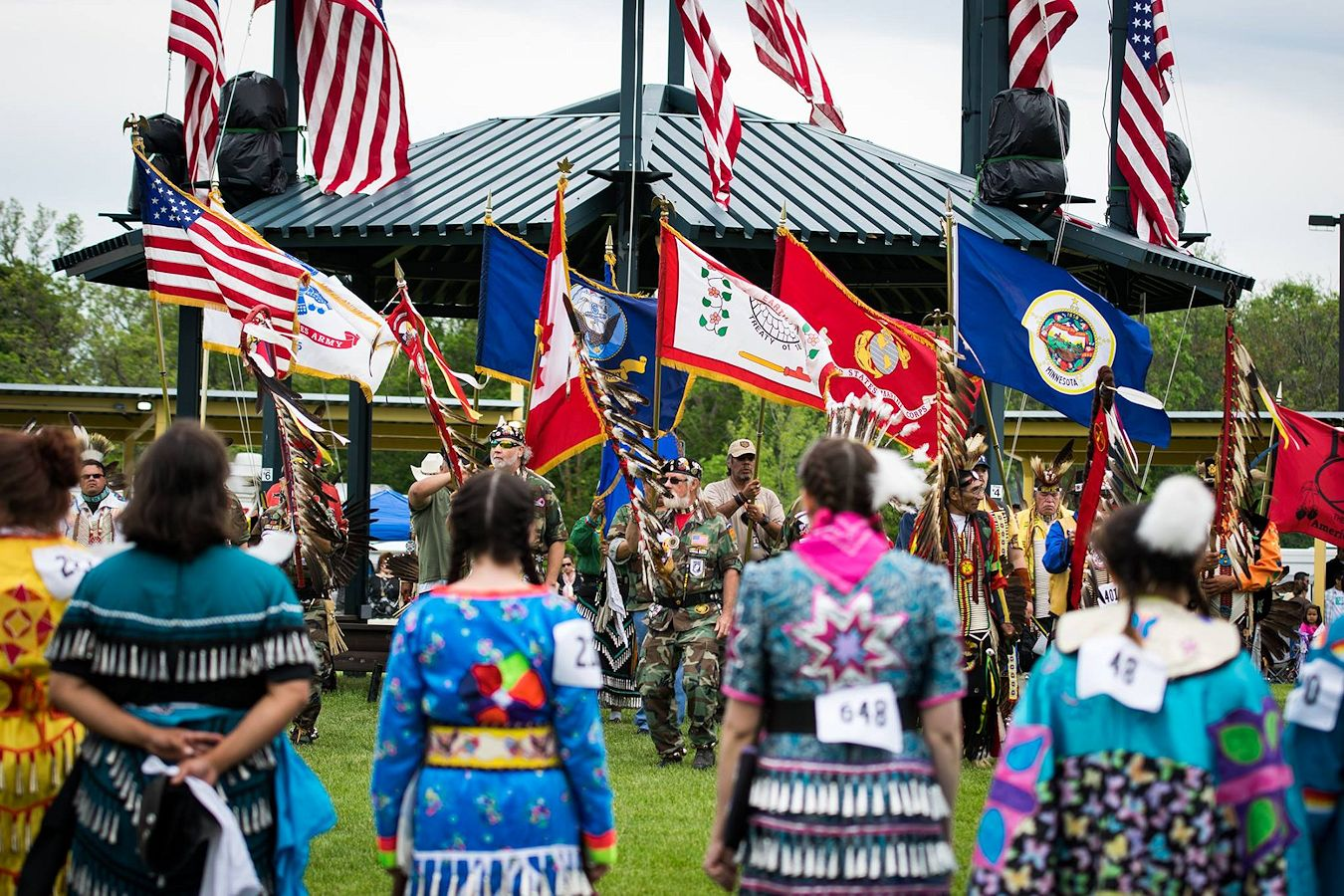 White Earth Pow Wow & Celebration