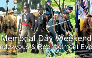 Memorial Day Rendezvous & Historic Reenactment Events
