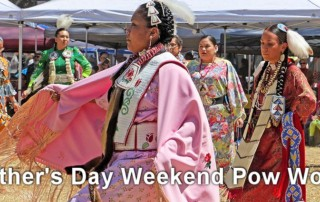 Mothers Day Powwows - Crazy Crow Powwow Calendar