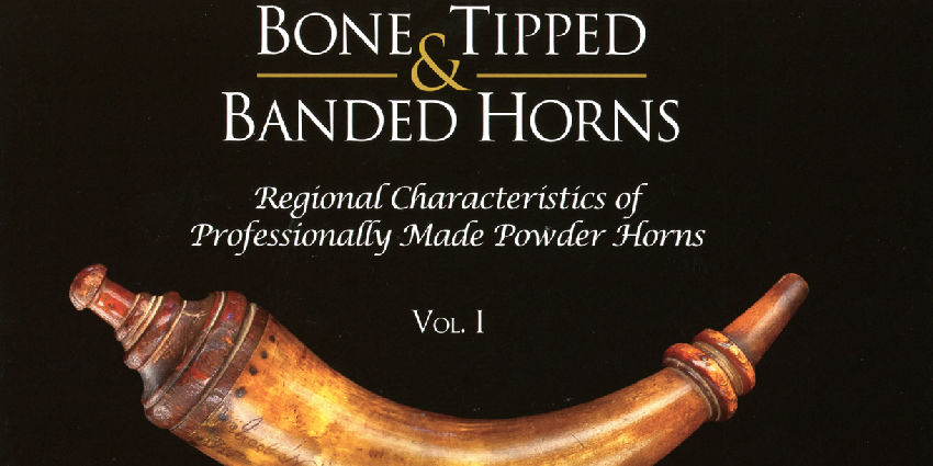 Bone Tipped & Banded Horns