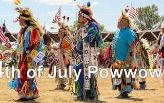 Fourth of July Powwows - Crazy Crow Powwow Calendar
