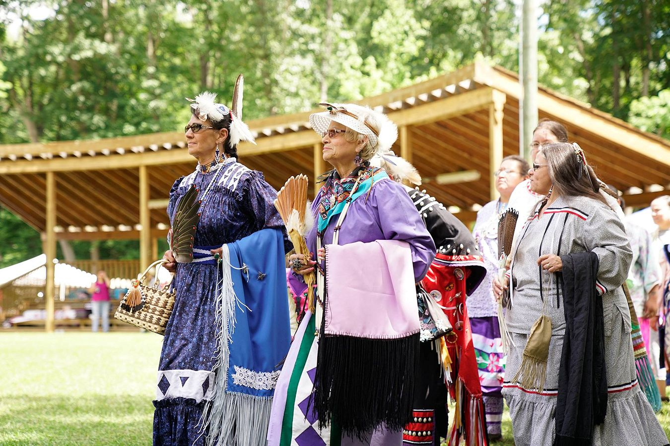 NHBP Pow Wow – Nottawaseppi Huron Band of the Potawatomi