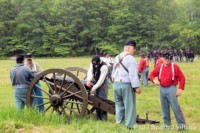 Old Bedford Village Civil War Reenactment