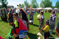 Chippewas of Rama First Nation Pow wow