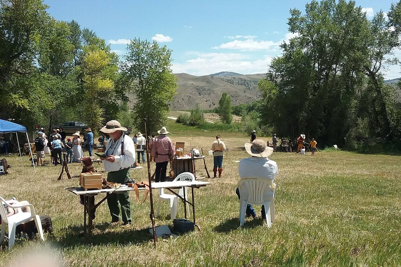 Sierra Madre Muzzle Loading Rifle Club Rendezvous