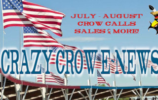 Crazy Crow Fourth of July eNews Sale & Specials
