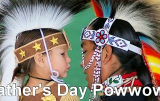 Fathers Day Powwow Calendar from Crazy Crow Trading Post