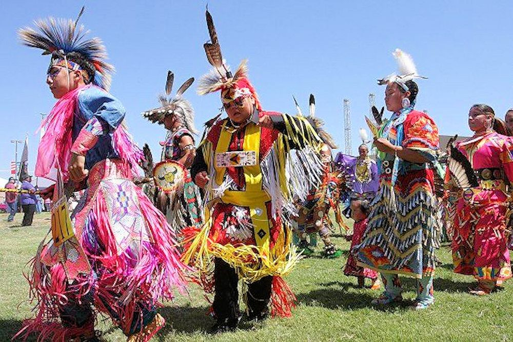 Santa Rosa Days Pow Wow and Gathering