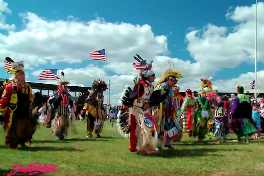 Cheyenne River Sioux Tribe Pow Wow - Cheyenne River Sioux Tribe Pow Wow Committee - Cheyenne River Sioux Tribe Pow Wow Grounds