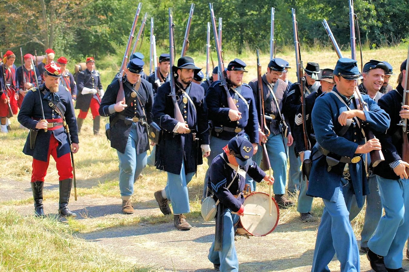 Civil War Weekend at Museum Village