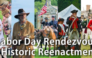 Labor Day Rendezvous & Historic Reenactments