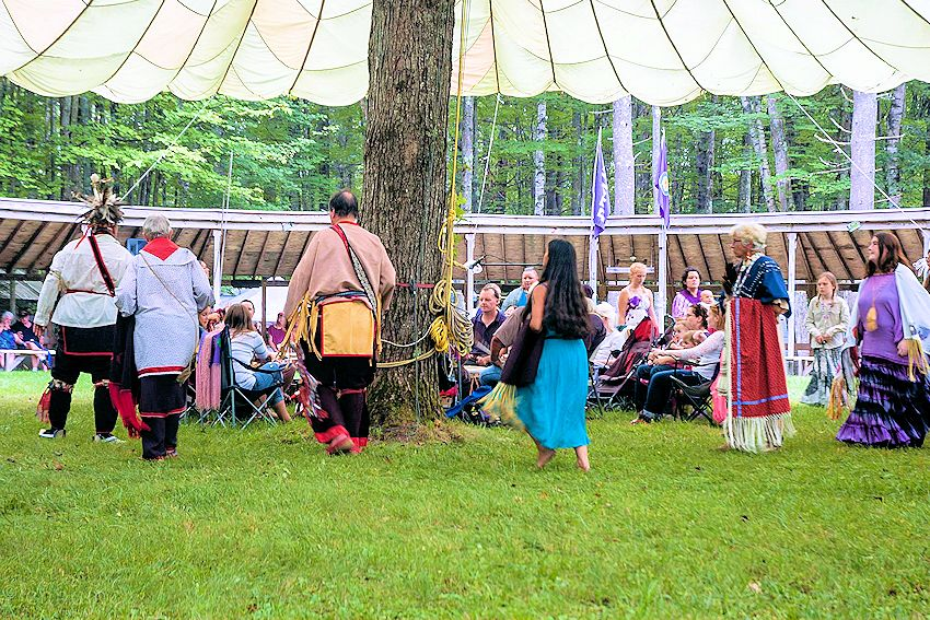 Laconia Indian Historical Association Labor Day Powwow - LiHA Powwow - Laconia Indian Historical Association Powwow Grounds
