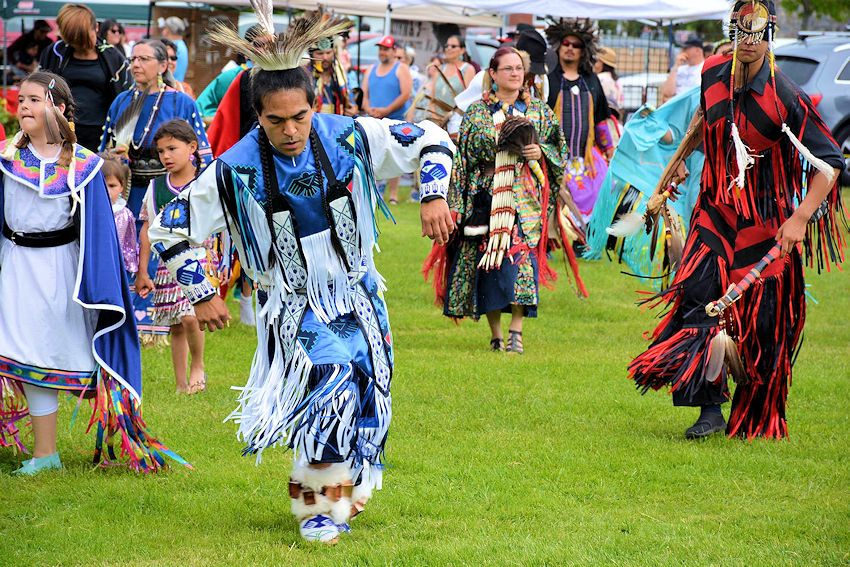 Nipissing First Nation Traditional Powwow Photo Gallery
