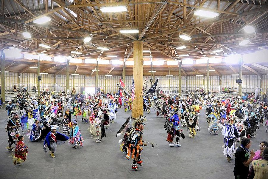 Spokane Tribe Labor Day Pow Wow