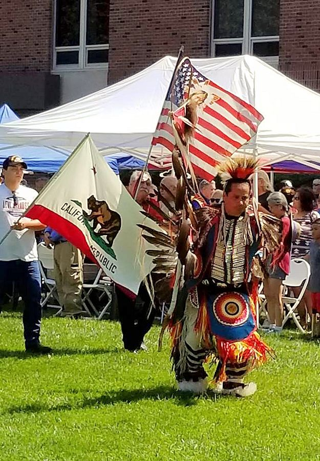 Stockton Labor Day Pow Wow