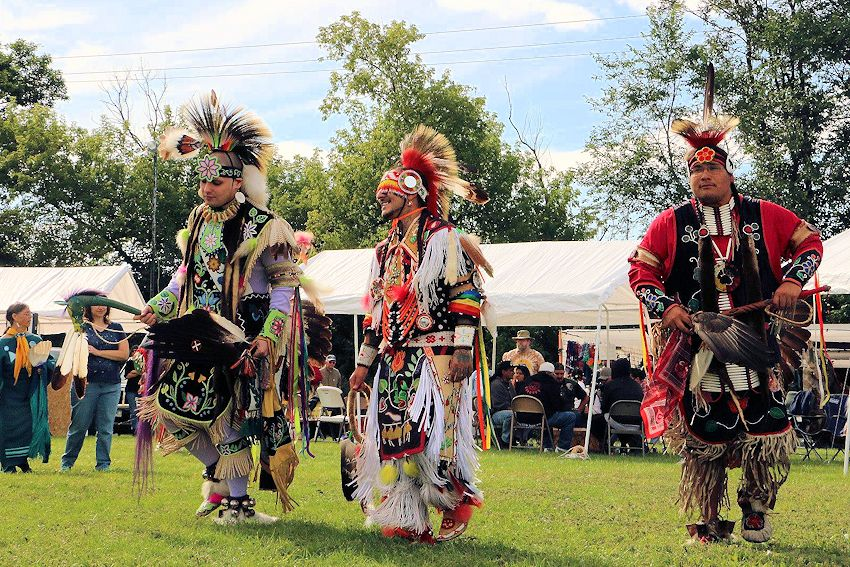 Mendota's Traditional Wacipi Pow Wow - St Peter's Church Grounds - Mendota Mdewakanton Dakota Tribal Community