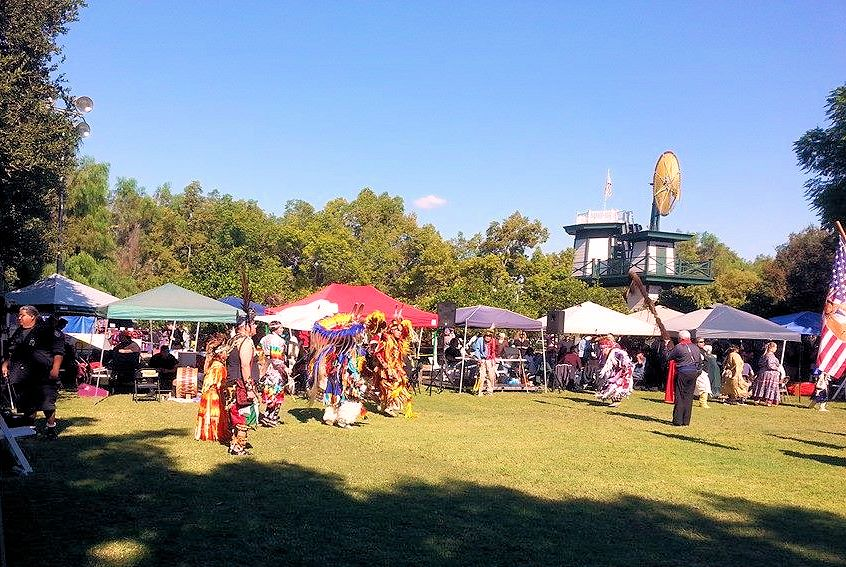 Santa Fe Springs Pow Wow - Heritage Park - Native Hope International