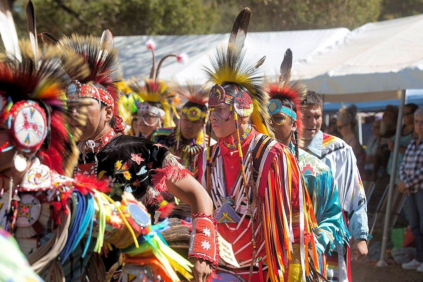 Santa Ynez Chumash Inter-Tribal Pow Wow - Live Oak Campground - Santa Ynez Band of Chumash Indians
