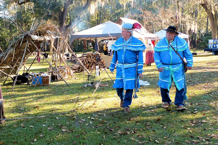 Southeastern Native American Festival Winter Solstice Celebration - Mission San Luis - Friends of Florida History Mission San Luis